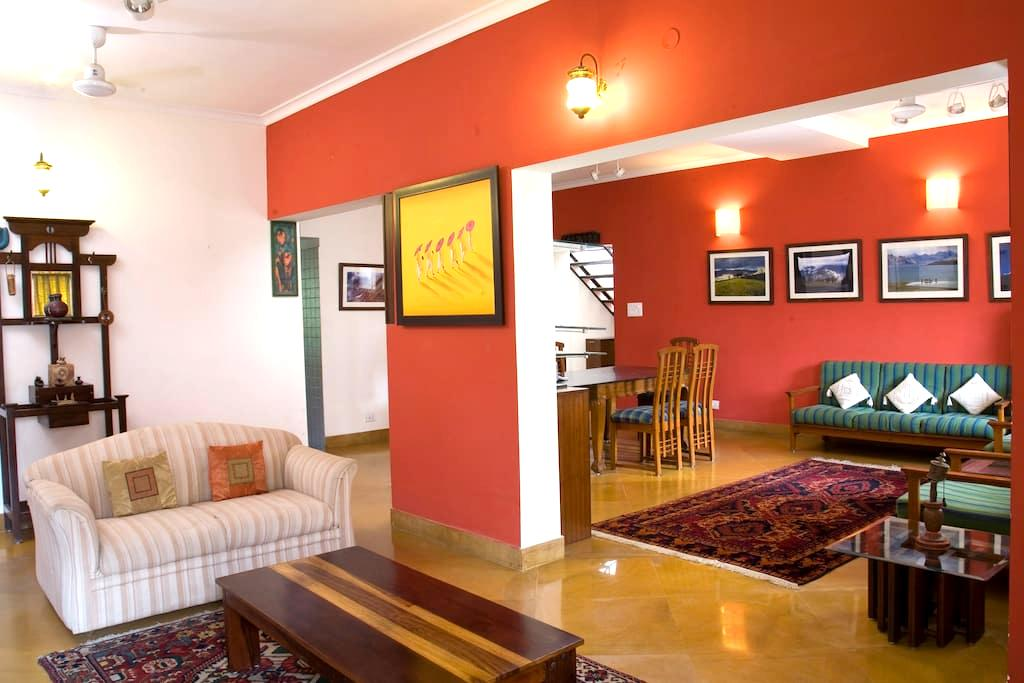 Ahtushi's Bed and Breakfast - Delhi - Гестхаус