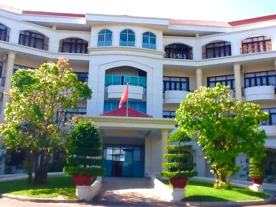 ocean view room from 2 to 4pers - Phan Thiet - Overig