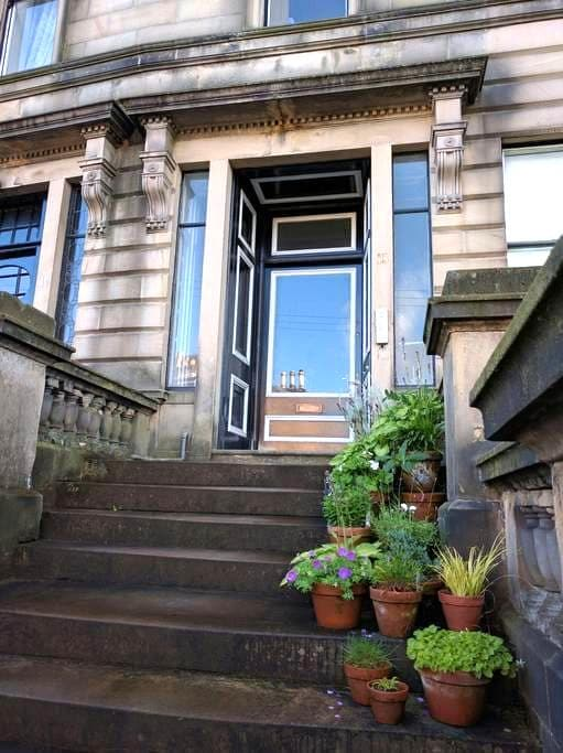Studio with Style in the Westend!! - Glasgow - Lakás
