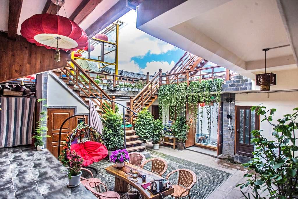 亲的旅游☉ 大研古城心缘大水车 优选房源 ——阳光舒适大床房 高性价比之选 - Lijiang