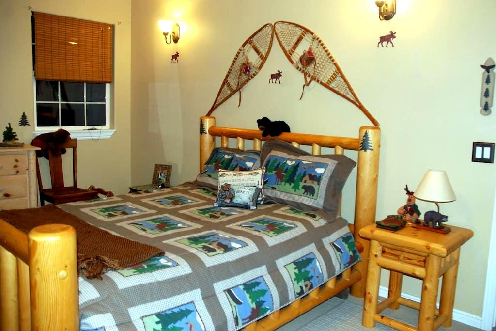 Ironman Guests stay in the Wyoming  Bedroom - Saint George - Szoba reggelivel