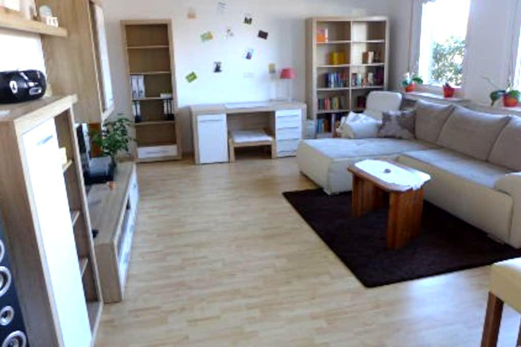Urlaub der den Träumen stand hält - Velbert - Apartment