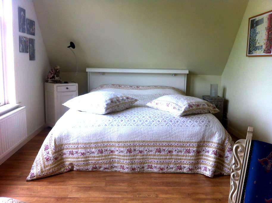 cosy house near city+ beach  - Middelburg - Bed & Breakfast