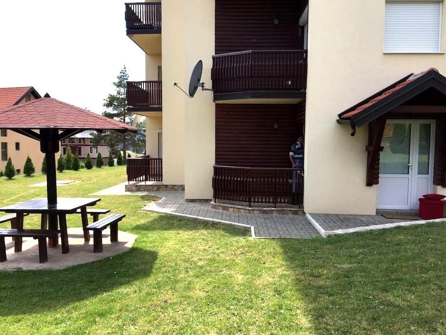 Apartment with Outdoor - 4 Guests - Zlatibor  - Apartmen