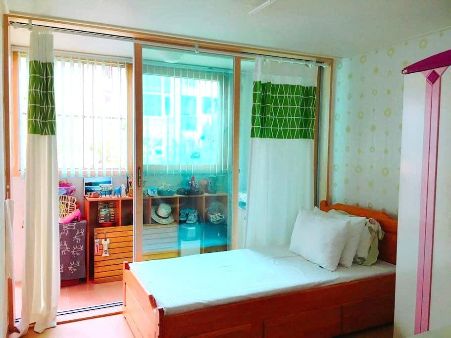 Quiet&cozy 1 Private room, Warm family greeting - Yongin-si - Appartement