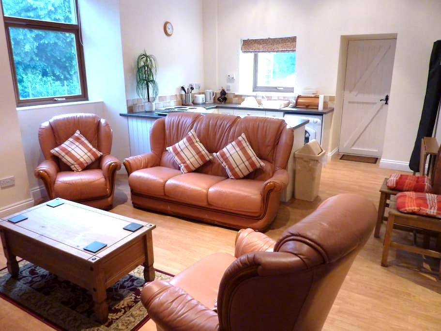 Stichill Stables Self Catering - Kelso - House