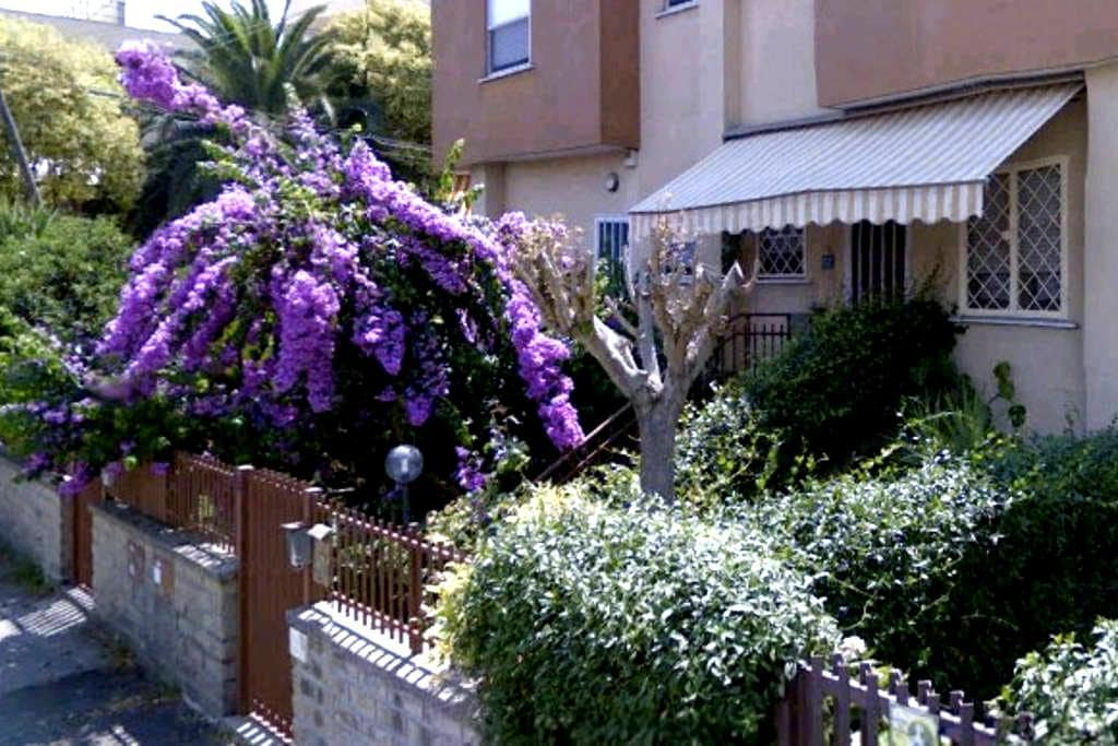 Double room private bath & bike - Ostia Antica