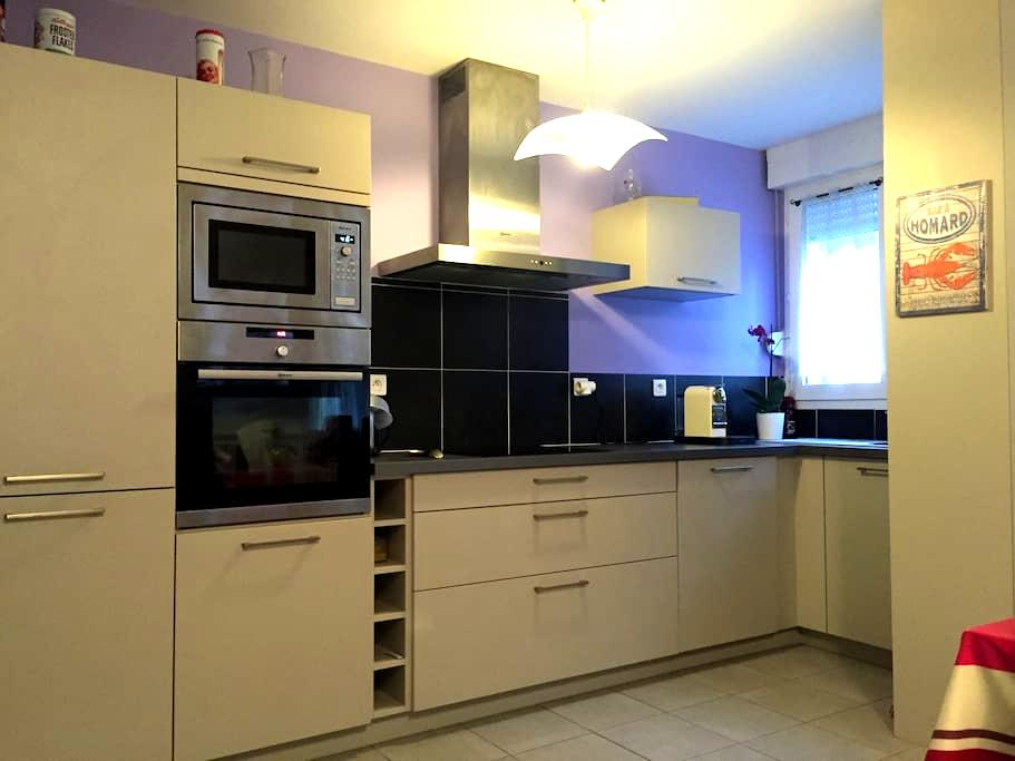 Bel appartement au porte de Pau - Billère - Apartment