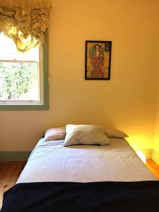 Room in beautiful, quiet Flemington House - Flemington - Ev