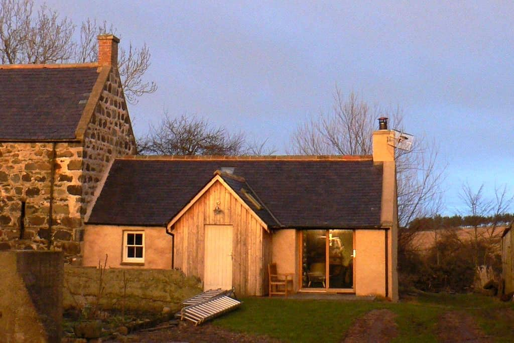 The Bothy, Milton of Tillynaught - Cornhill
