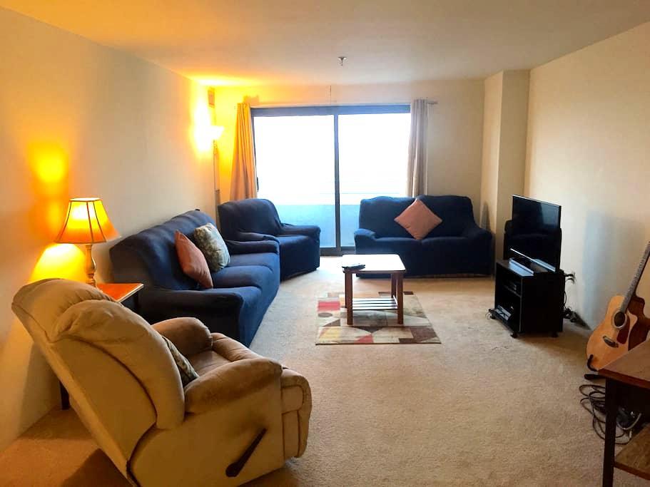 Cozy private room in Boston area. - Revere - Departamento