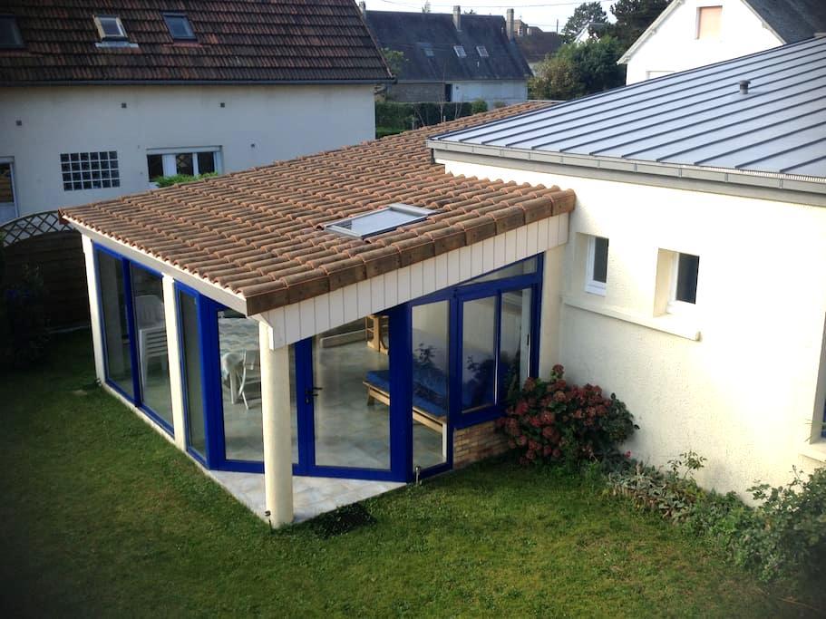Maison, entre havre et mer (à 250m) - Bréhal - Hus