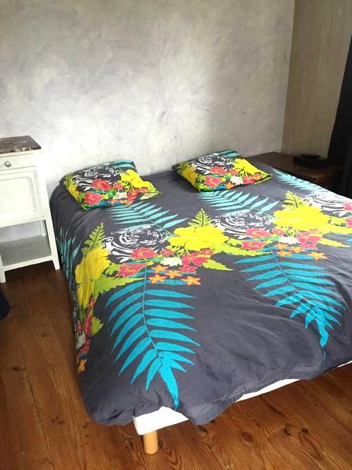 Chambre dans maison individuelle - Péronne-en-Mélantois - Huis