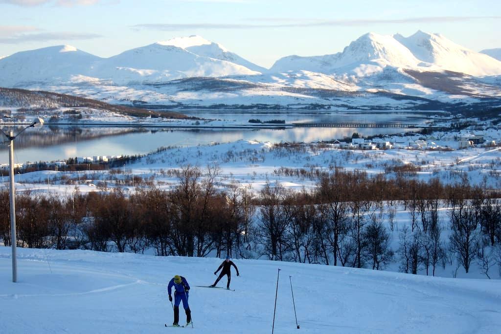 Leilighet ved turterreng, Tromsø - Tromsø