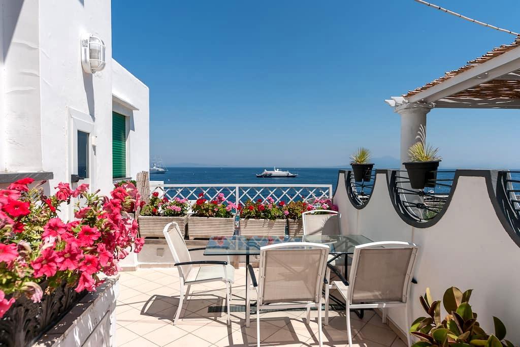 Norma House - Marina Grande- Capri - Capri