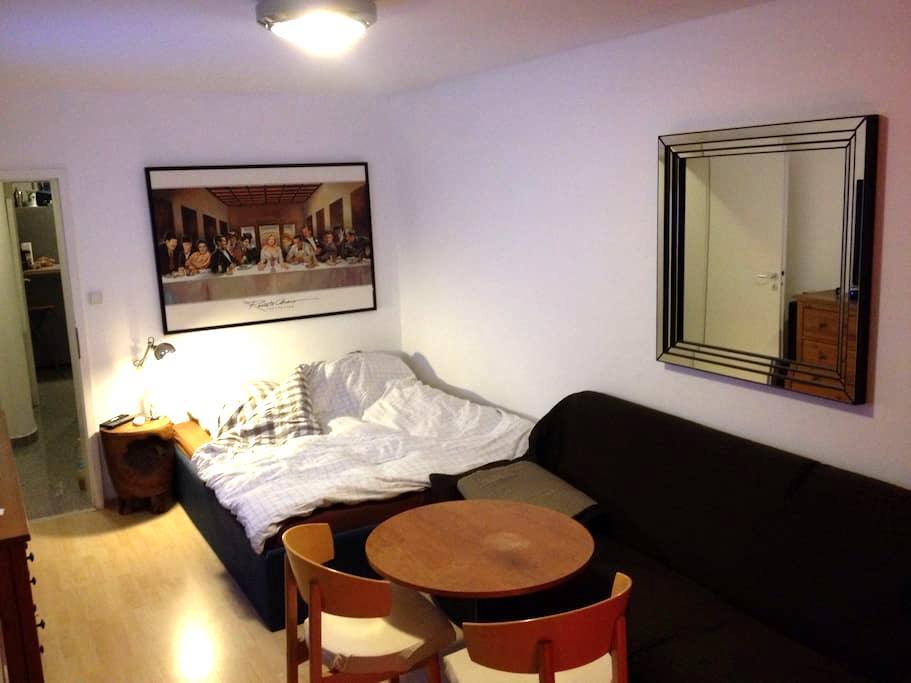 In the heart of Frankfurt - Frankfurt - Apartment