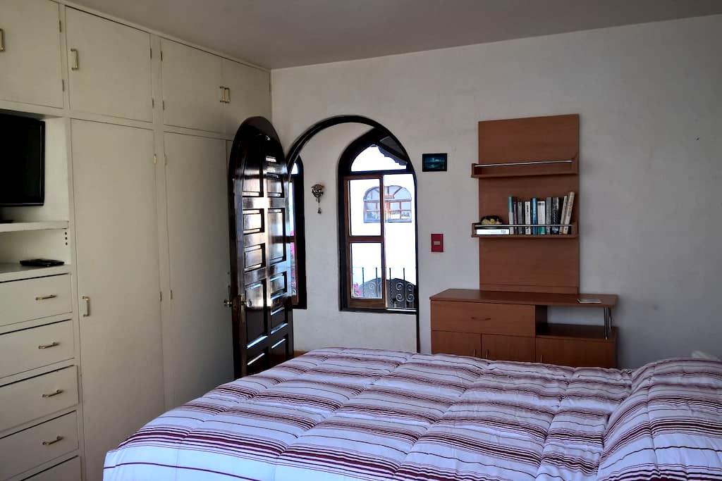 2-Habitación privada en Coyocan - Mexico City - House
