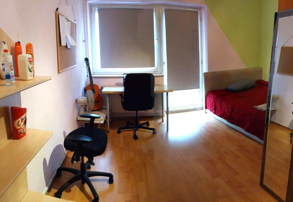 14m2 Cozy room in Sachsenhausen - Frankfurt am Main - Apartmen