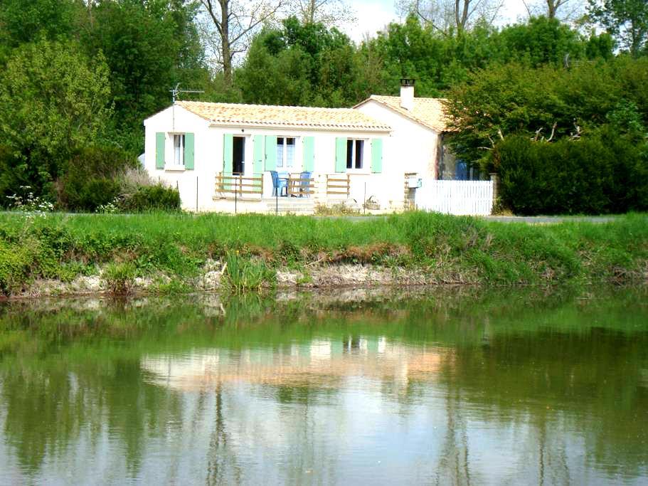 Maison au cœur du Marais Poitevin - Le Mazeau