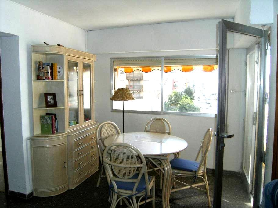 Cute appartment in Gandia Beach - Grau i Platja - Apartment