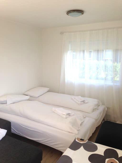 Glacier Inn studio apartment - Höfn í Hornafirði - Appartement
