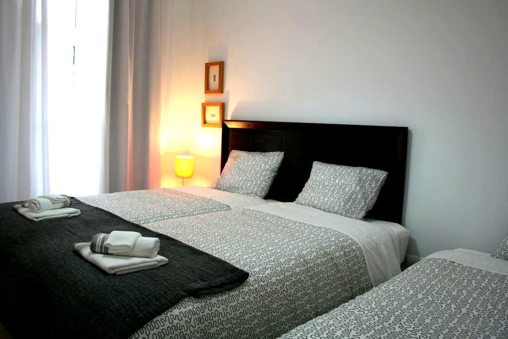 Casa del Loro-Double/Triple room in Cádiz centre 3 - Cádiz - Bed & Breakfast