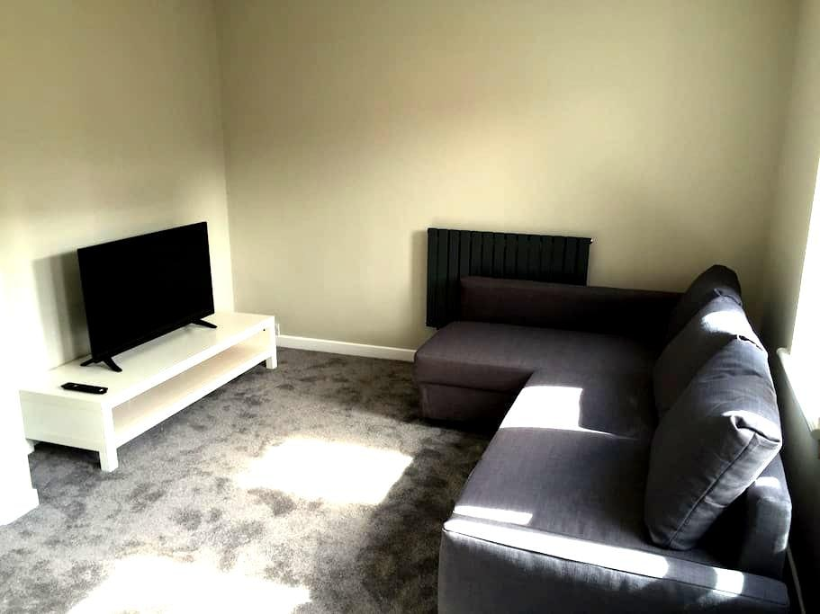 Modern apartment, central location - Glasgow