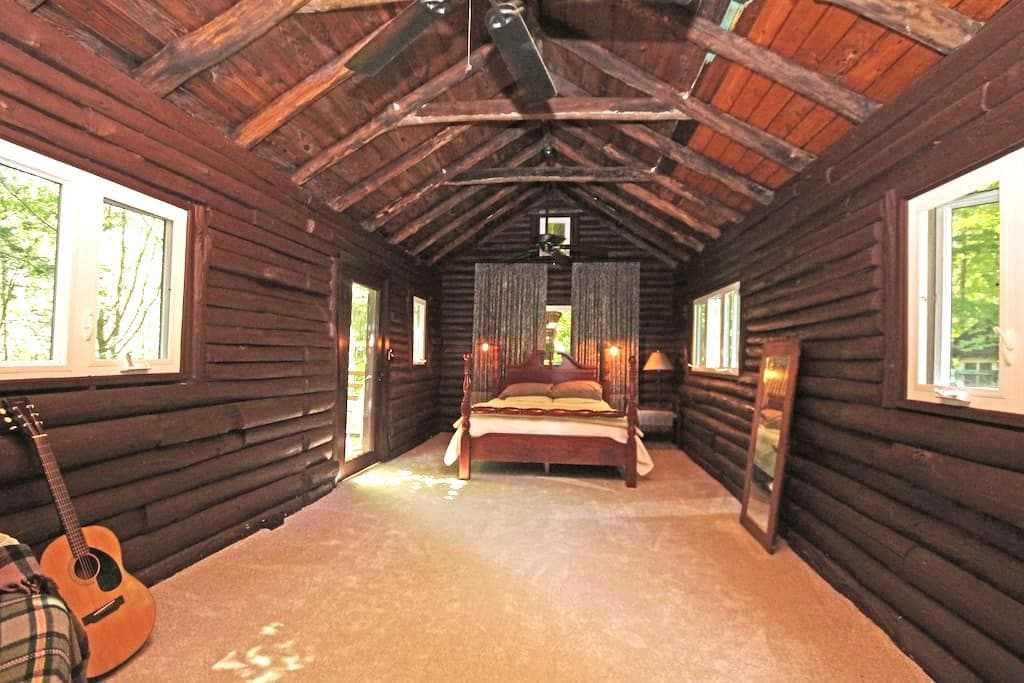 Private Cozy Log Cabin in Pawling - Holmes