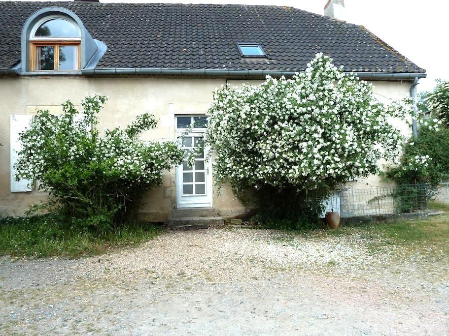 gîte à la ferme du Creuset - Neuville-lès-Decize - Nature lodge