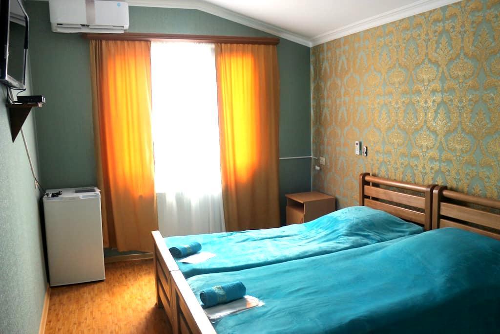 Privet room, Koba guesthouse, 1 - Borjomi - Slott