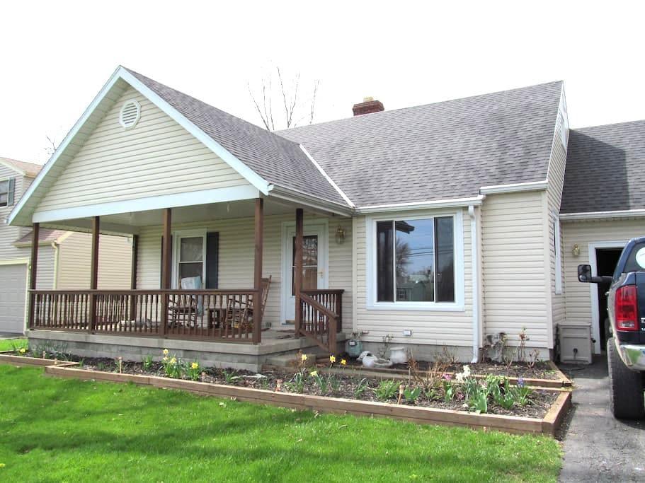 Home Nearby MID-OHIO, Lexington, OH - Galion - Ház