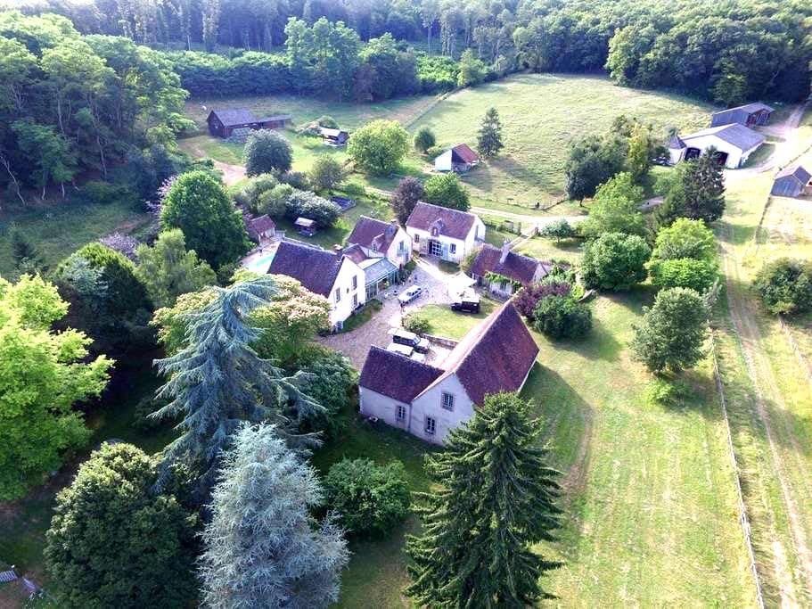 Gîte-Rétro-Yonne - Saint-Julien-du-Sault