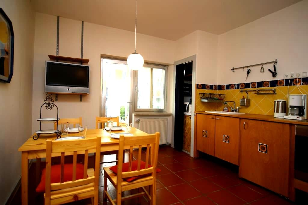 Tolle Ferienwohnung m. Wintergarten - Trier - Apartment