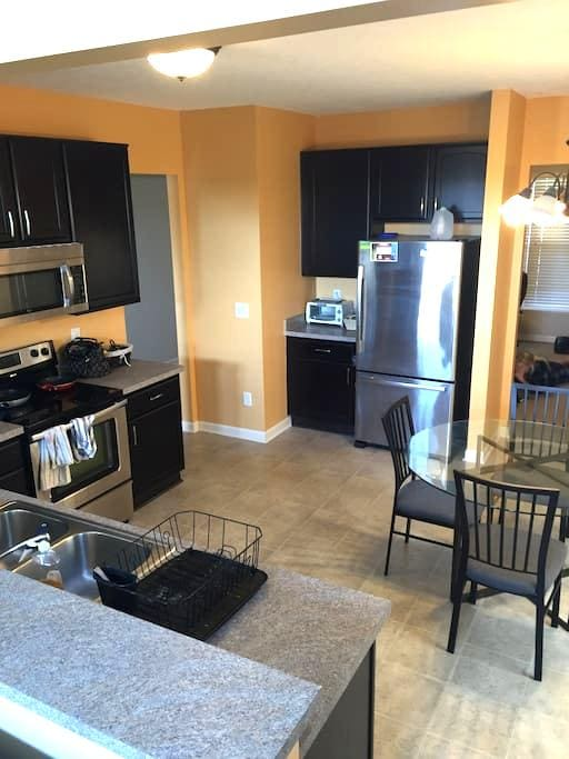 (C) Large, open home; everything close by! - Columbus, Ohio