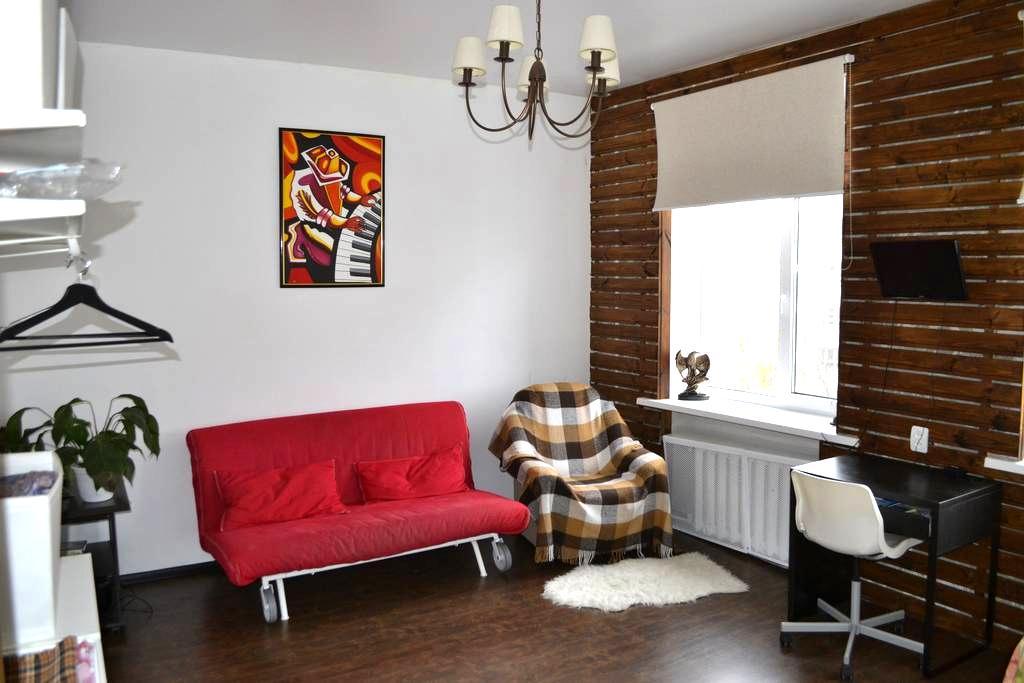 Уютная квартира в центре Смоленска! - Smolensk - Leilighet