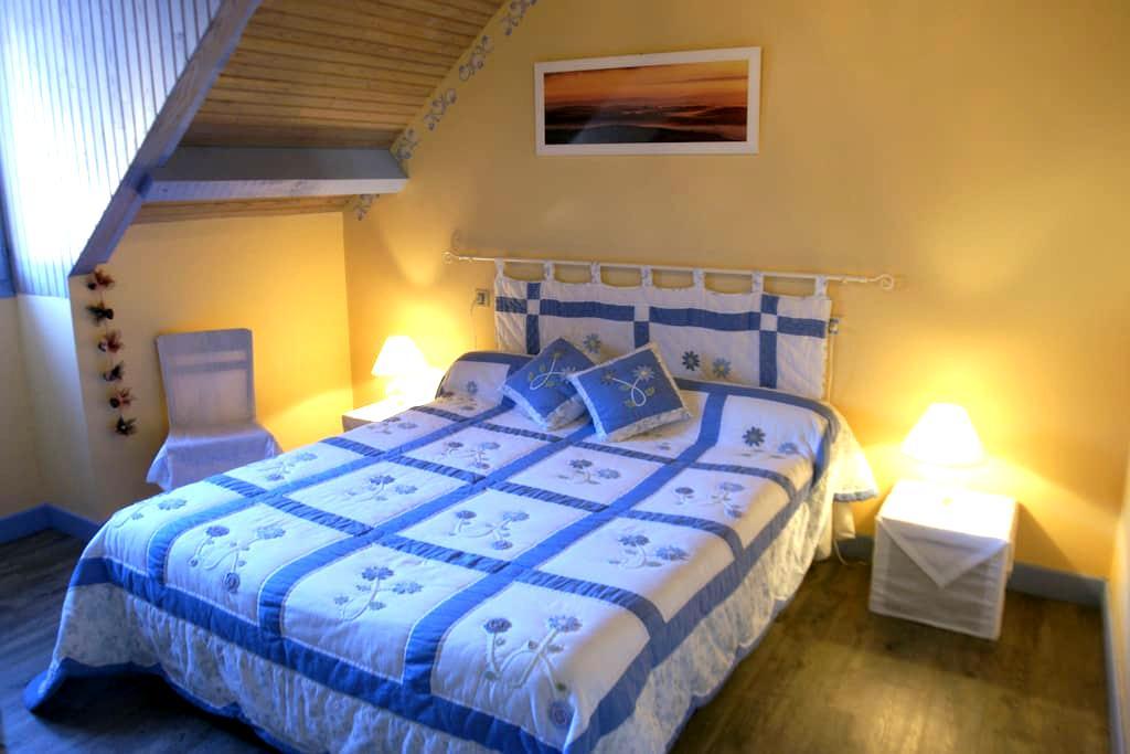 Chez Christiane et Claude en Aveyron - Saint-Geniez-d'Olt - Casa