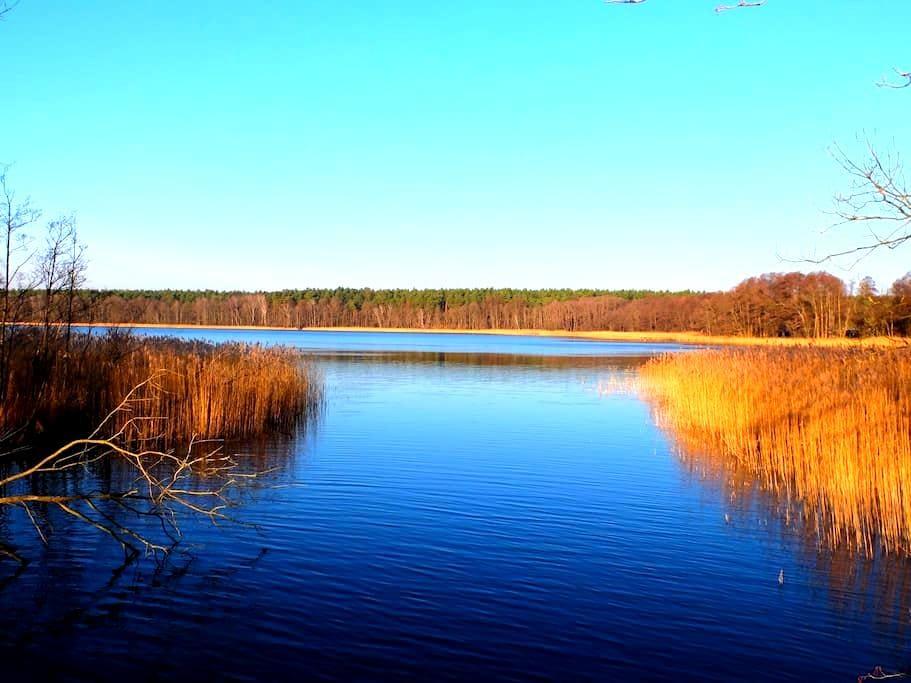 Mehr Seen in Himmelpfort. - Fürstenberg/Havel