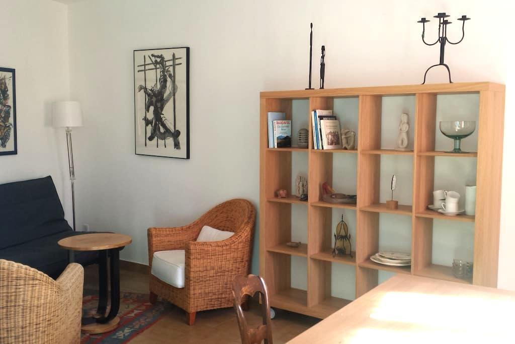 Appartement de 42 m2, 2 pièces,neuf - Vaison-la-Romaine - Appartement