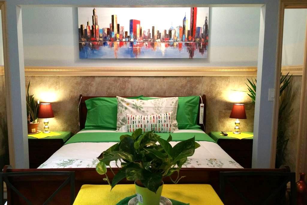 Cozy Room only 9 Minutes To Strip - Las Vegas - Apto. en complejo residencial