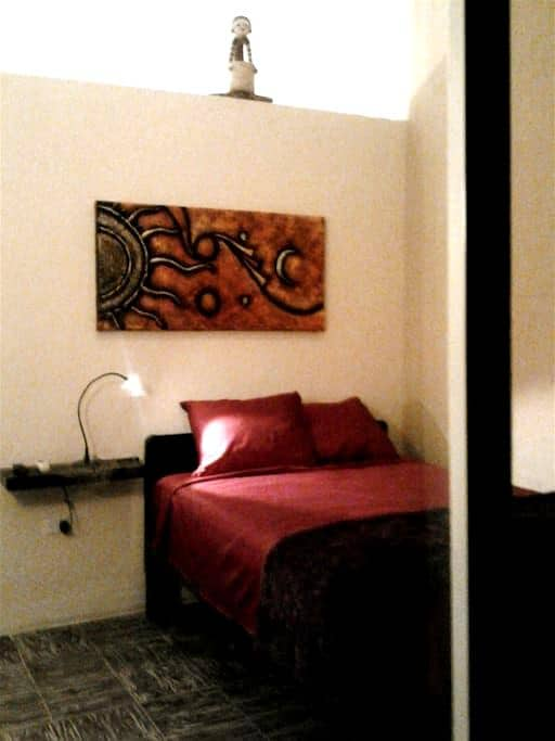 Room 1  With upgraded Bedding uprated WiFi - San Blas - Другое
