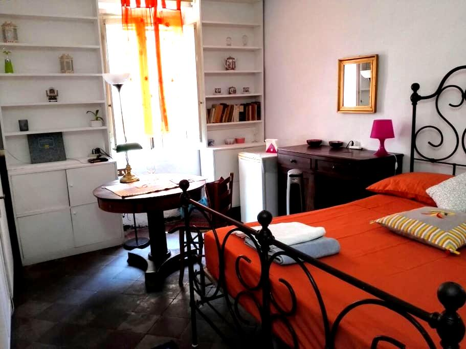 Charming and quiet room in the heart of Trastevere - Roma - Apartamento