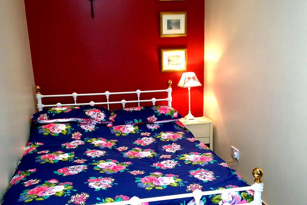 double bedroom upstairs - Devon - Pousada