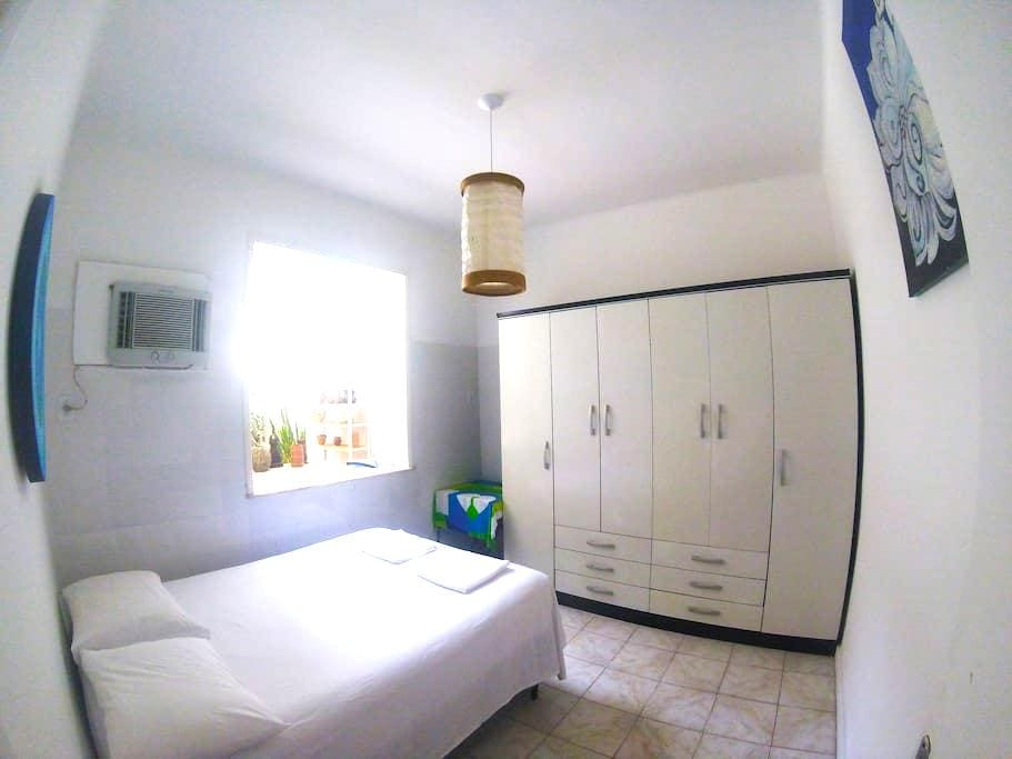 Welcome to The Bike House - double room II - Rio de Janeiro - House