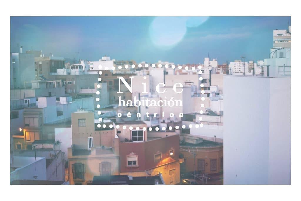NICE HABITACIÓN céntrica - Almería - Appartement