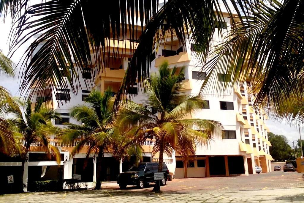APARTAMENTO en RESIDENCE con HABITACION VISTA MAR - Santo Domingo - Apartment