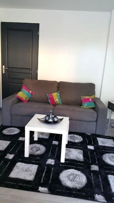 Studio indépendant proche du grand stade - Meyzieu - House