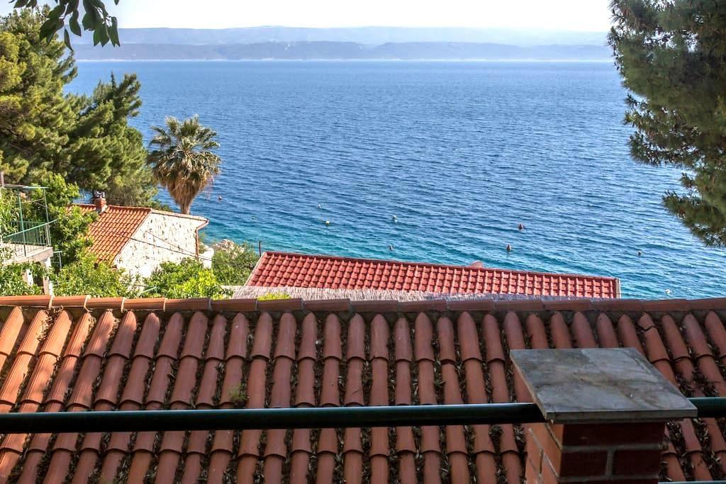 Dream house nearby the sea for family vacation - Lokva Rogoznica - Haus