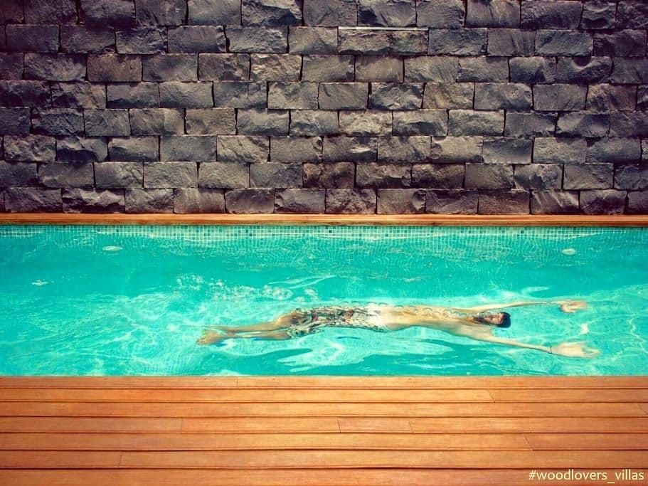 WoodLovers Jardim® - Jardim do Mar - Appartement