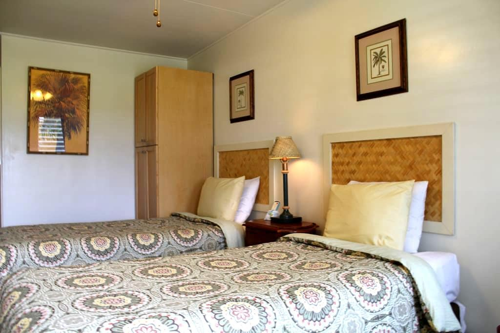 Kauai Palms Hotel - Cozy with Aloha - Lihue - Apartment
