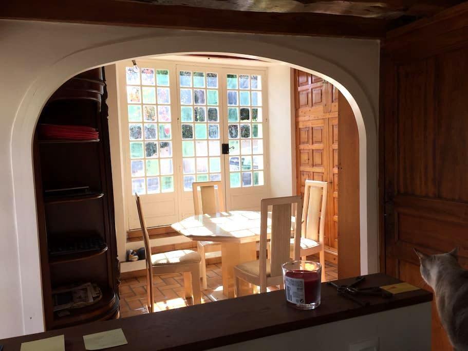 Chambres dans une maison bâtie en 1780 ! - Prunay-Cassereau